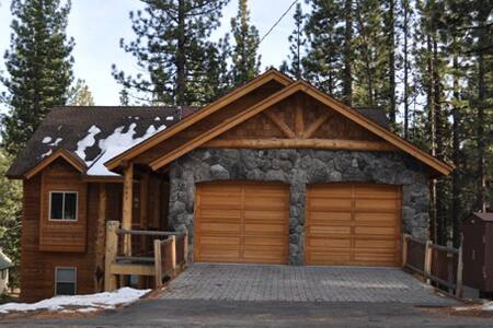 Chalet David at South Lake Tahoe - South Lake Tahoe - Rumah