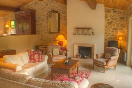 Classic French Farm Village Retreat - Courtauly - Ház