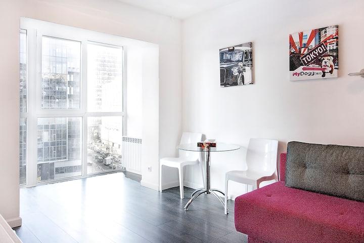 One-bedroom panoramic view apartment KV201
