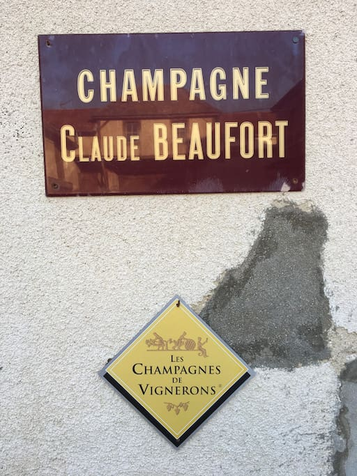 Champagne Claude Beaufort  Ambonnay