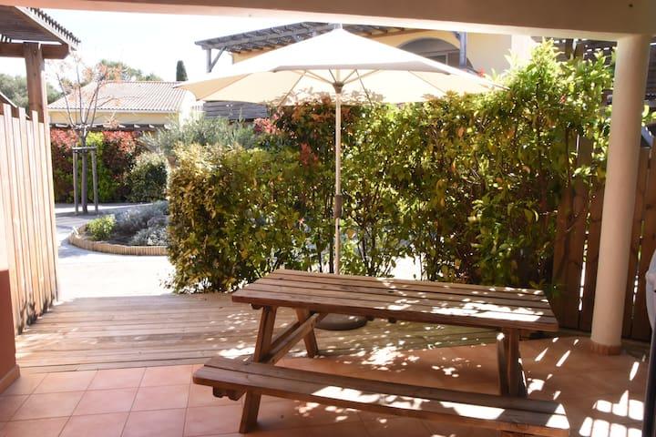RESTONICA N°3-Appartamento-Standard-Bagno in camera con vasca-Terrazza