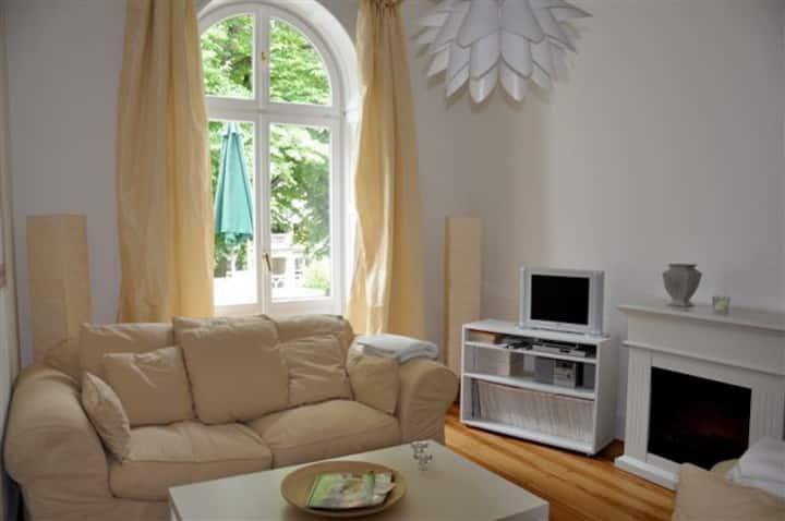 Very stylish apartment: Lindensuit