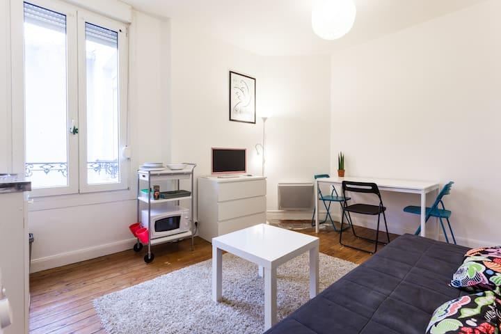 Charming apartment in the center - Reims - Appartamento