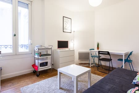 Charming apartment in the center - Reims - Apartmen