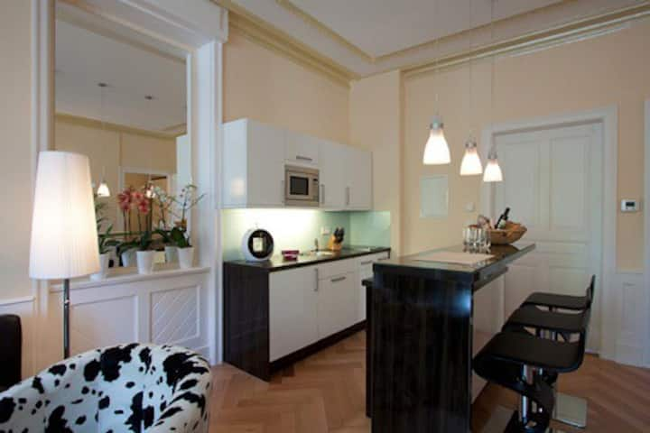 Design apartment for 1-2 persons