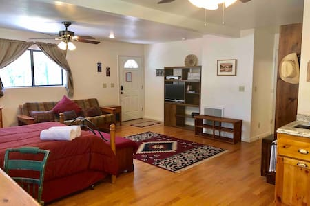 The Westwood Suite- relaxation in the pines!