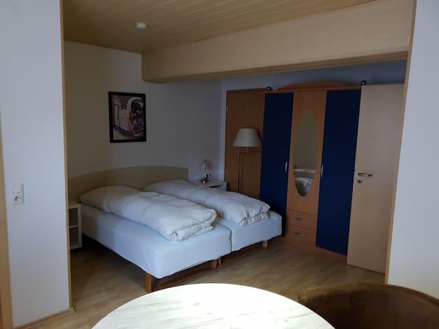 Apartmentzimmer in Börnhöved für 1-2 Personen