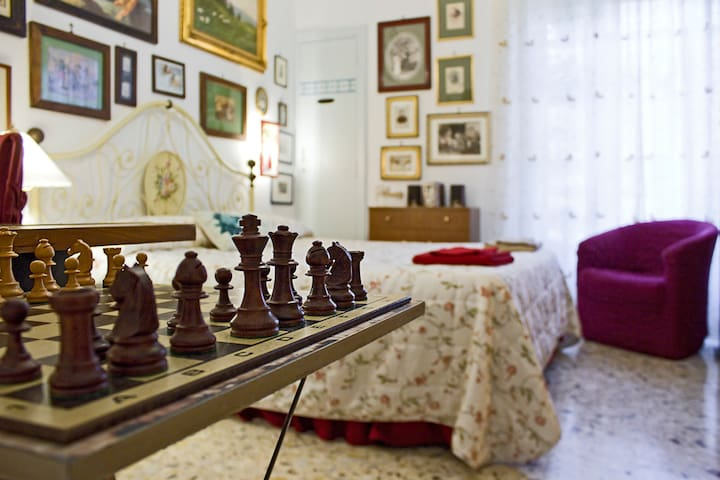 Napoli forever nice central home - Naples - Apartment