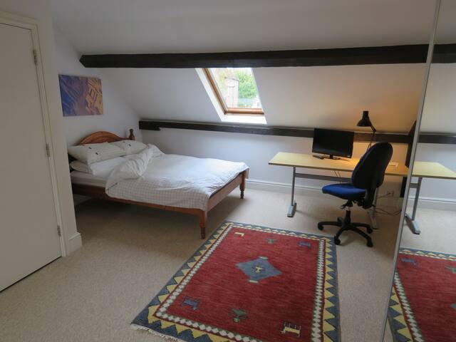 The Barn loft