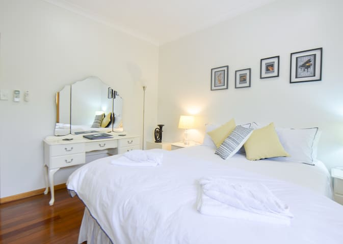Motel accomodation in warm home - Kingscliff - Bed & Breakfast