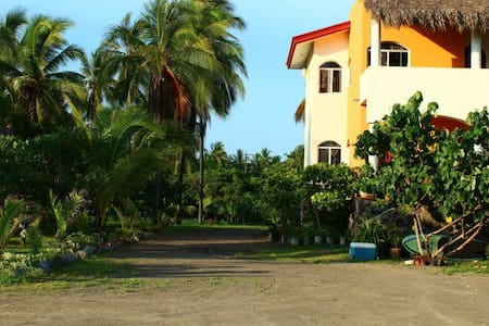 Furnished villas at surf spot  - Boca de Pascuales