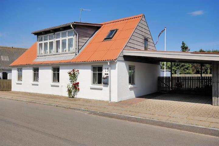 Hus ved Limfjorden (Krik Vig), tæt på Vesterhavet - Vestervig - Cabin