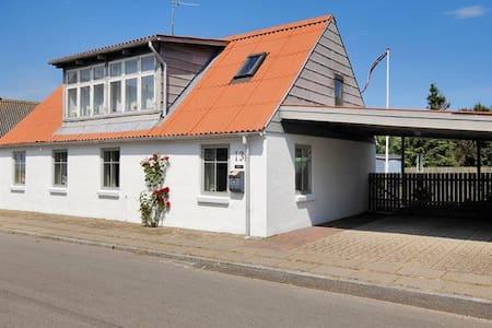 Hus ved Limfjorden (Krik Vig), tæt på Vesterhavet - Vestervig - Mökki