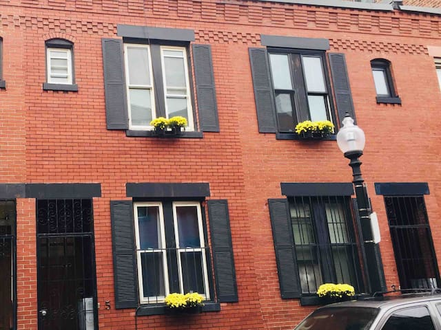 1private bedroom/1single bed in South End Boston#3
