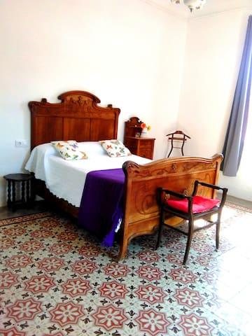 Preciosa habitación doble