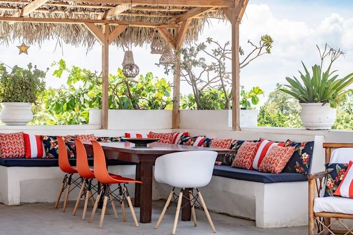 La Terrasse Blanche - Grenadia