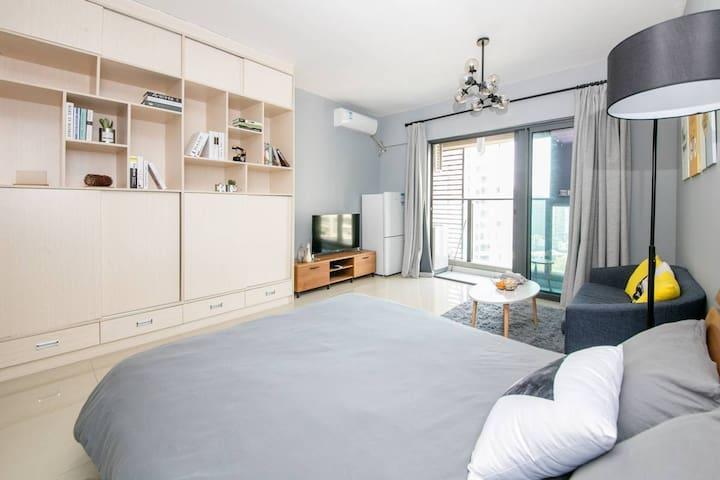 Shekou Sea World Shekou Ferry 1-Room Apartment