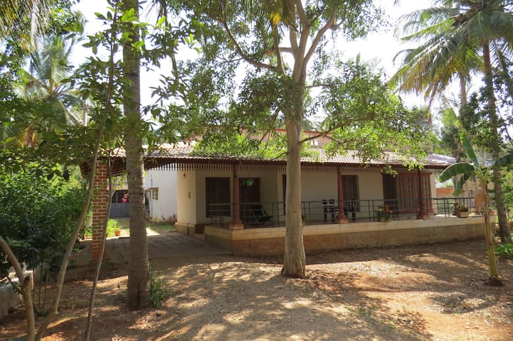 SRI VAISHNAVI HOME - RUSTIC CHARM