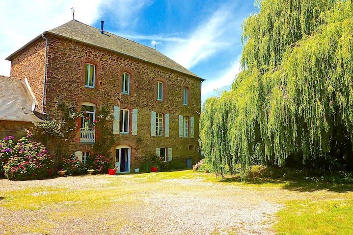 Superbe moulin breton rénové - Saint-Gonlay - Ház