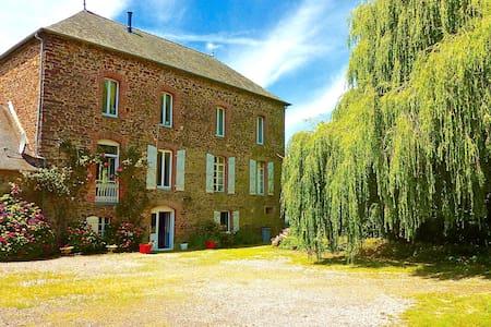 Superbe moulin breton rénové - Saint-Gonlay - Dom