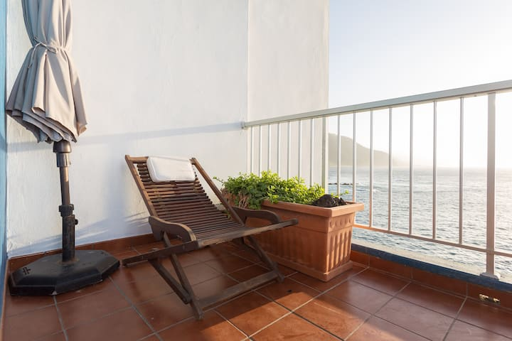 Apartment with magnificent views - Mesa del Mar - Apartamento
