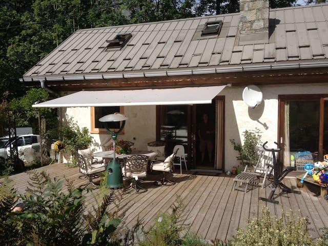 CHAMONIX CENTRE DANS BERGERIE - Chamonix-Mont-Blanc - House