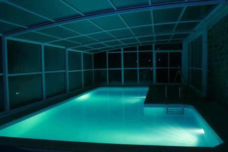 Alugo casa com piscina coberta - Rio Maior