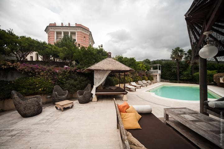 Apartment in Villa with private swiming pool