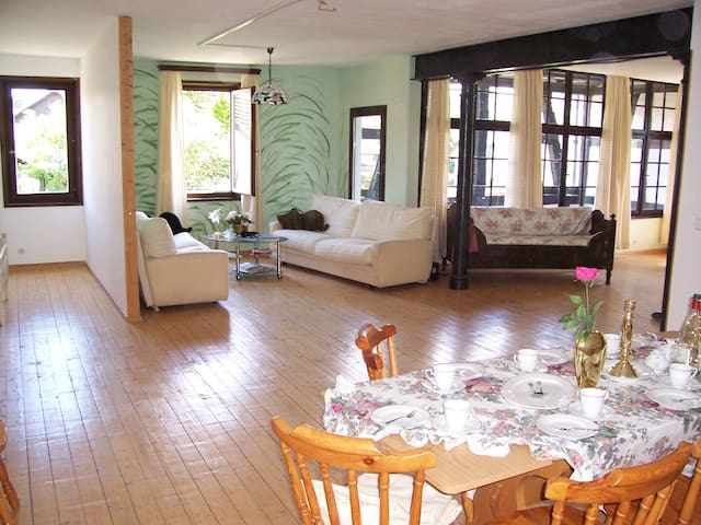 Feriensitz Herrenmühle - Gruppen II - Mücke - Rumah