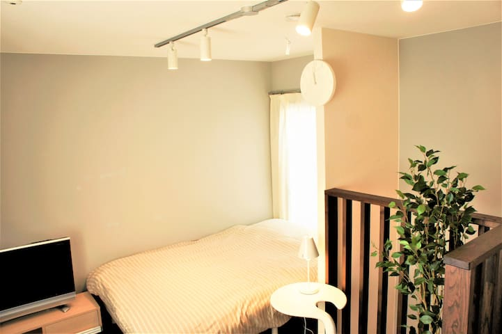New open in Shinagawa品川&Good Access Airport+WIFI - Shinagawa-ku - Apartment