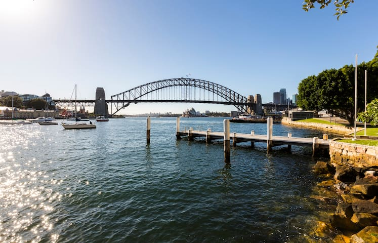 Harbourside7 - McMahons Point - Appartamento