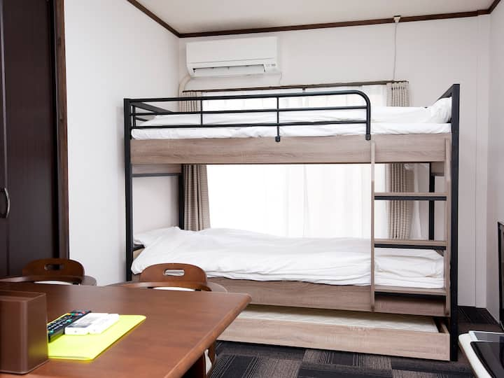 Aruko Residence Yakuin Standard_D
