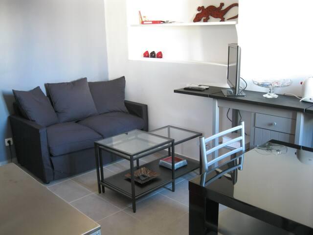 Appartement très bien situé au coeur de Nîmes