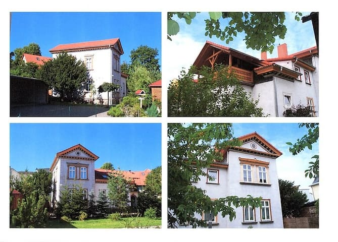 Holiday apartment - Arnstadt
