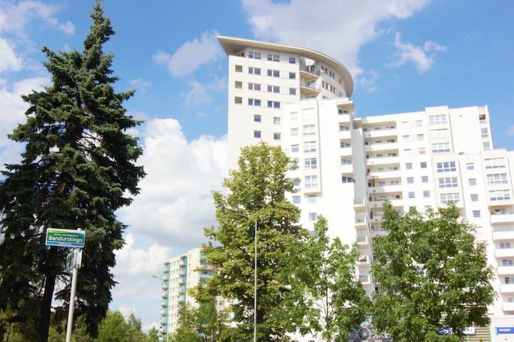 High Tower Apartamenty Szczecin