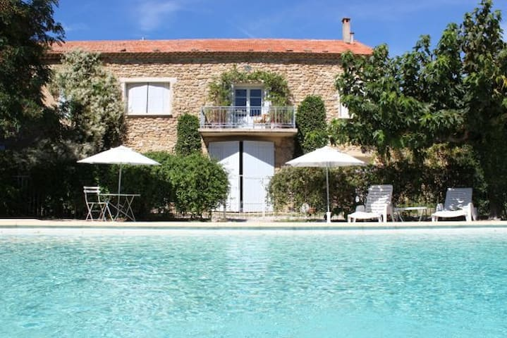 Domaine de Janet, Grand Appartement - Lambesc - Appartamento