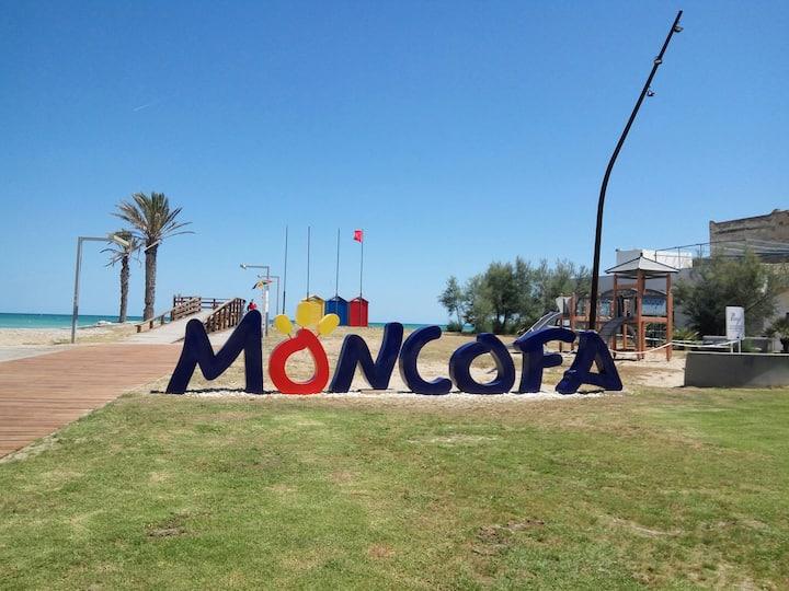 Apartamento en playa de Moncofar