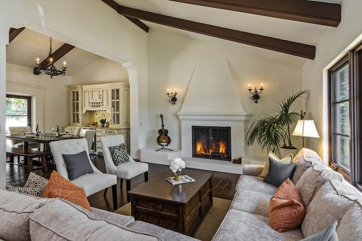 Beautiful Spanish style home in Uptown SB!