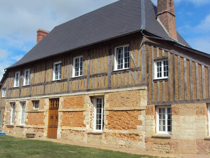 Bed & Breakfast-  Maison d'hôtes Le Saint Aubin