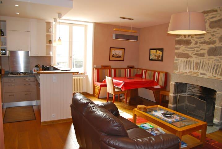 Bel appartement de propriétaire  - St-Malo - Apartamento