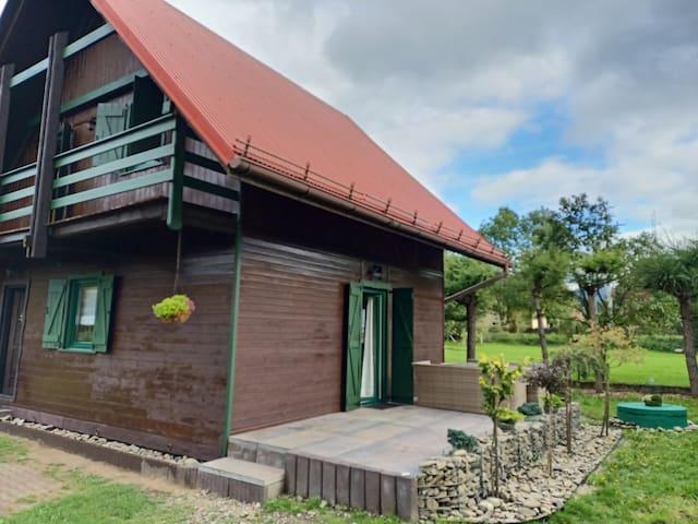 Magiczny Dom w Brennej dla 10 osób + sauna + rzeka