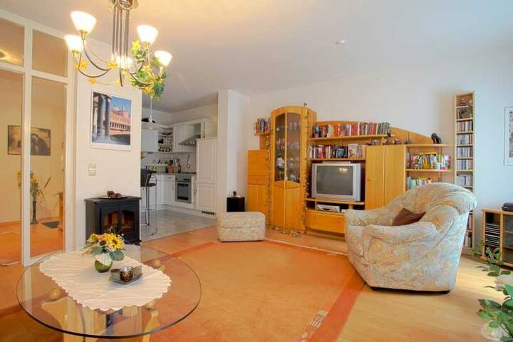 2 Zimmer Apartment | ID 3974 | WiFi, Apartment