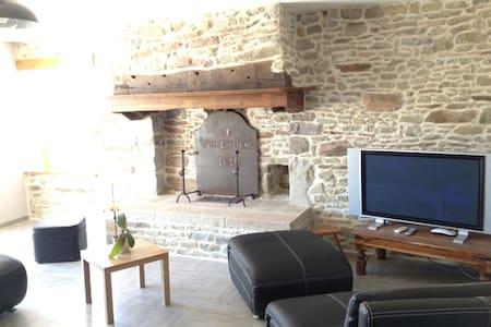 Grande maison de vacances  - Muneville-sur-Mer