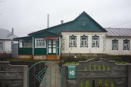 Уютный дом в российской глубинке - Dom