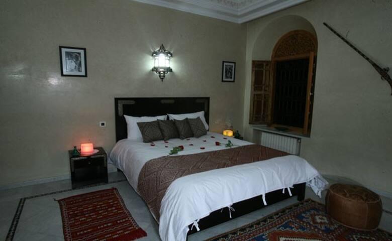 Palais Rtaj Suite Double Hailana - Marakesz