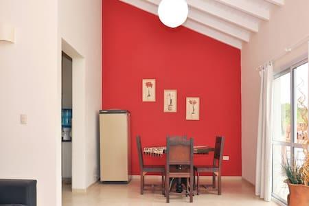 Casa en Estancia Vieja a 5 km C.Paz - Villa Carlos Paz - Cabin