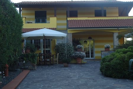Chalet in strategic area - Vezzano Ligure - Casa de camp