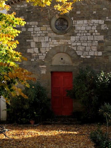 Church House in Tuscany - San Michele - Lejlighed