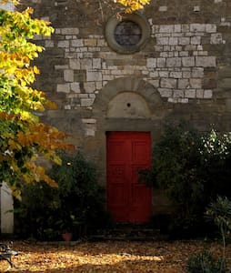 Church House in Tuscany - San Michele - Apartamento