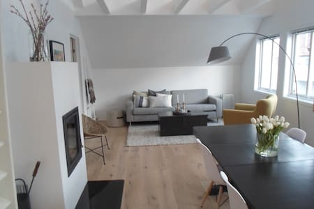 Newly renovated central apartment  - Stavanger - Flat